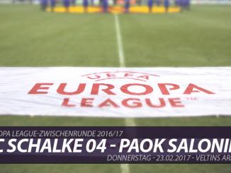 Europa League Tickets: FC Schalke 04 - PAOK Saloniki, 23.2.2016