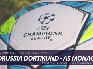 Champions League Tickets: Borussia