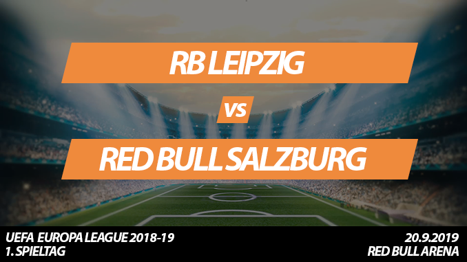 Europa League Tickets: RB Leipzig - Red Bull Salzburg, 20.9.2018
