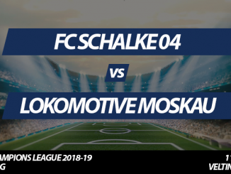 Champions League Tickets: FC Schalke 04 - Lokomotive Moskau, 11.12.2018